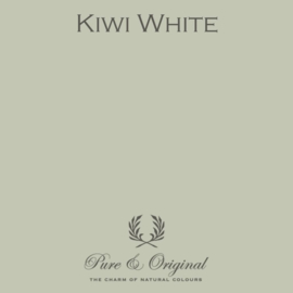 Kiwi White - Pure & Original  Traditional Paint