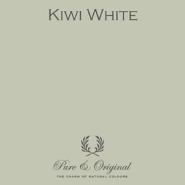 Kiwi White - Pure & Original  Kalkverf Fresco