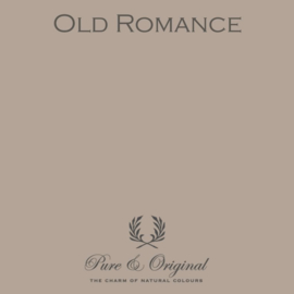 Old Romance - Pure & Original  Kalkverf Fresco