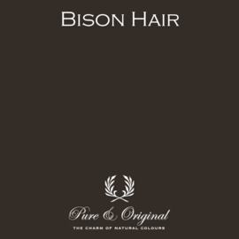 Bison Hair - Pure & Original Marrakech Walls