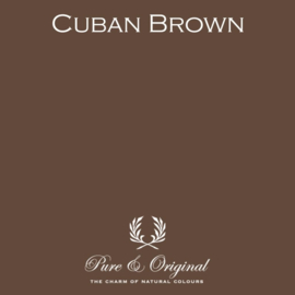 Cuban Brown - Pure & Original  Traditional Paint