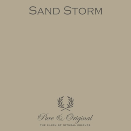 Sand Storm - Pure & Original  Traditional Paint