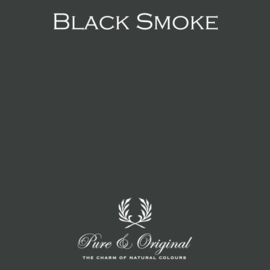 Black Smoke - Pure & Original Marrakech Walls