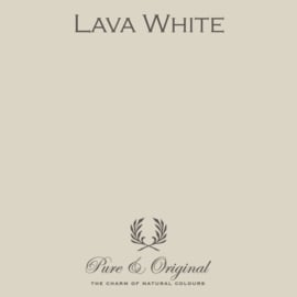Lava White - Pure & Original  Traditional Paint