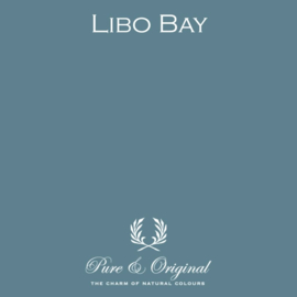 Libo Bay - Pure & Original  Kalkverf Fresco