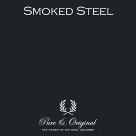 Smoked Steel- Pure & Original Licetto