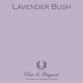 Lavender Bush - Pure & Original  Kalkverf Fresco