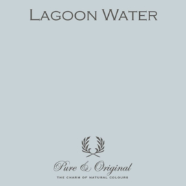 Lagoon Water - Pure & Original  Traditional Paint