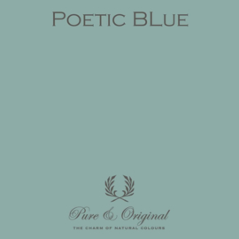 Poetic Blue - Pure & Original  Traditional Paint