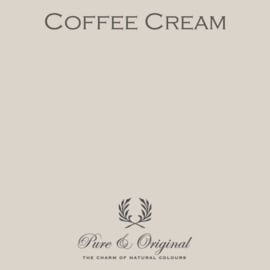 Coffee Cream - Pure & Original  Kalkverf Fresco