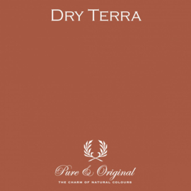 Dry Terra - Pure & Original  Traditional Paint