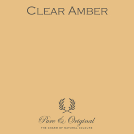 Clear Amber - Pure & Original  Traditional Paint