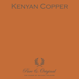 Kenyan Copper - Pure & Original  Traditional Paint