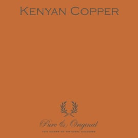 Kenyan Copper - Pure & Original  Kalkverf Fresco