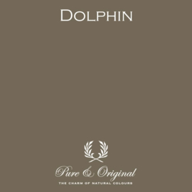 Dolphin - Pure & Original  Traditional Paint