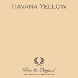 Havana Yellow - Pure & Original Marrakech Walls