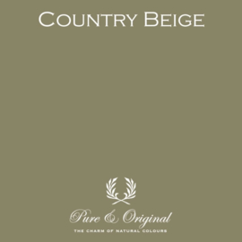 Country Beige - Pure & Original  Kalkverf Fresco