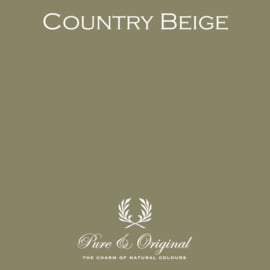 Country Beige - Pure & Original  Traditional Paint