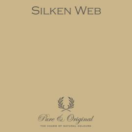 Silken Web - Pure & Original  Kaleiverf - gevelverf