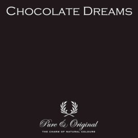 Chocolate Dreams - Pure & Original  Kalkverf Fresco