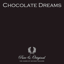 Chocolate Dreams - Pure & Original  Traditional Paint