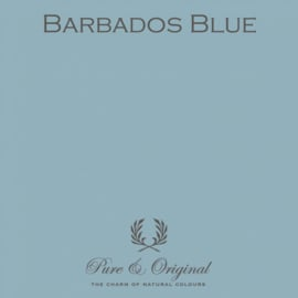 Barbados Blue - Pure & Original Marrakech Walls