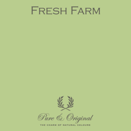 Fresh Farm - Pure & Original  Kalkverf Fresco