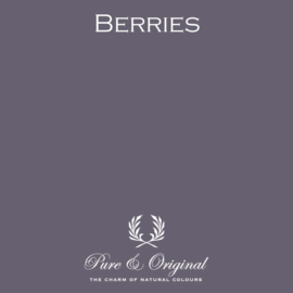 Berries - Pure & Original  Traditional Paint