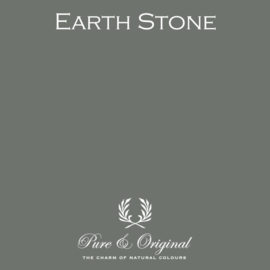 Earth Stone - Pure & Original  Kalkverf Fresco