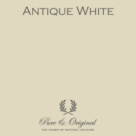 Antique White - Pure & Original  Traditional Paint