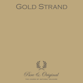 Gold Strand - Pure & Original  Kalkverf Fresco