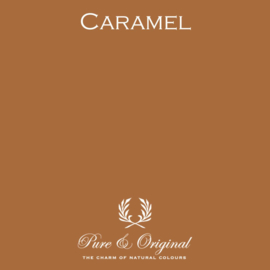 Caramel - Pure & Original  Traditional Paint