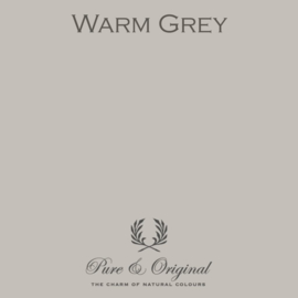 Warm Grey - Pure & Original  Traditional Paint