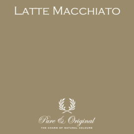 Latte Macchiato - Pure & Original  Traditional Paint
