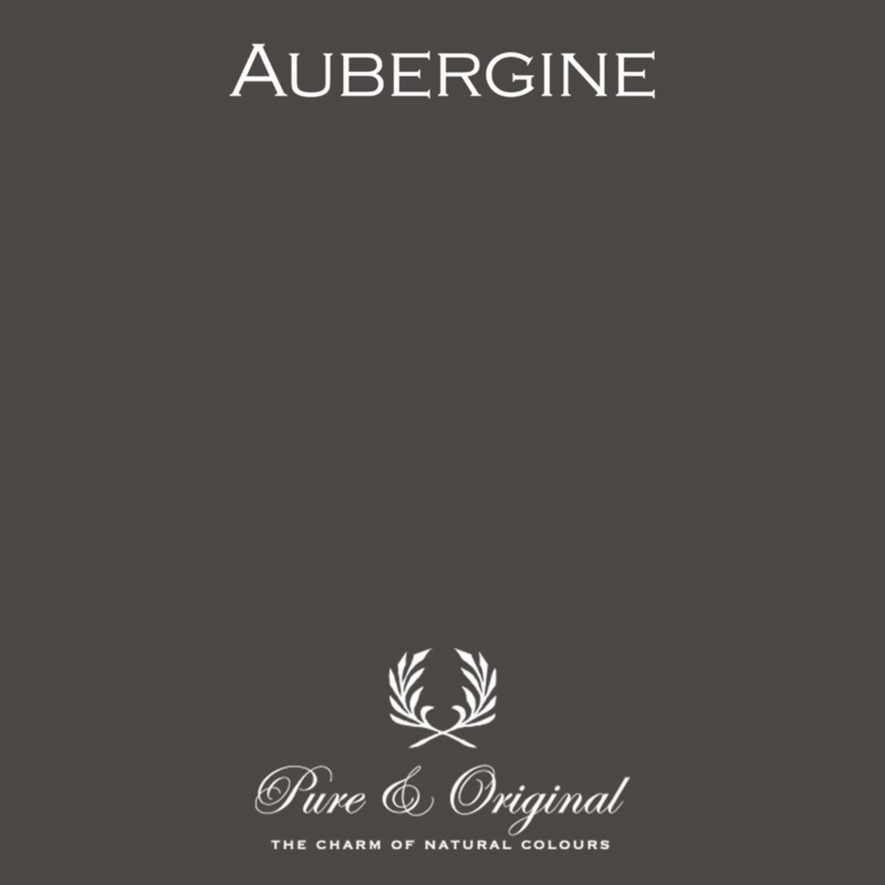 Aubergine - Pure & Original  Traditional Paint
