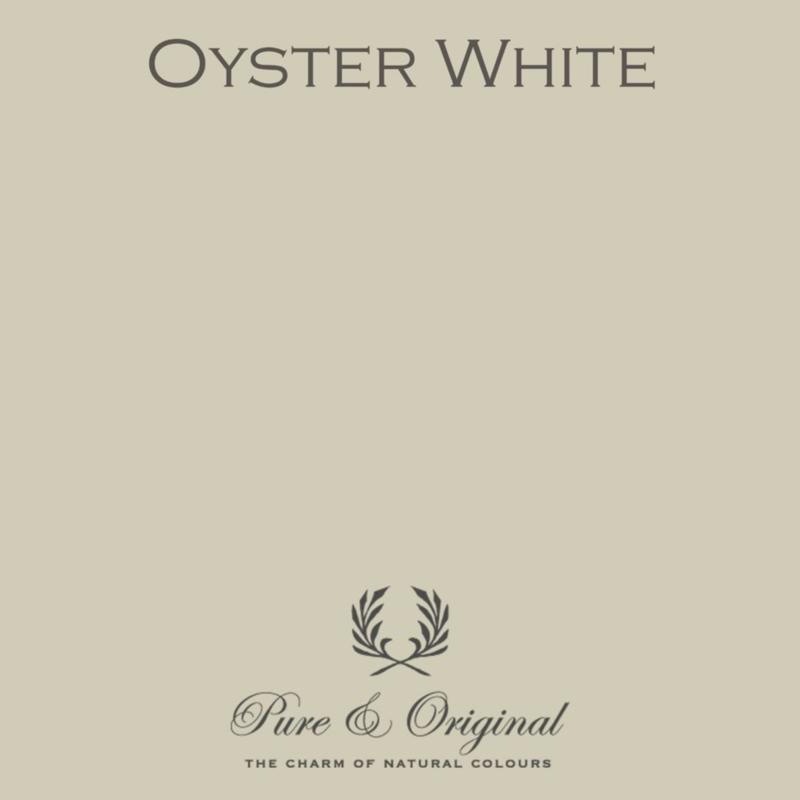 Oyster White - Pure & Original  Kalkverf Fresco