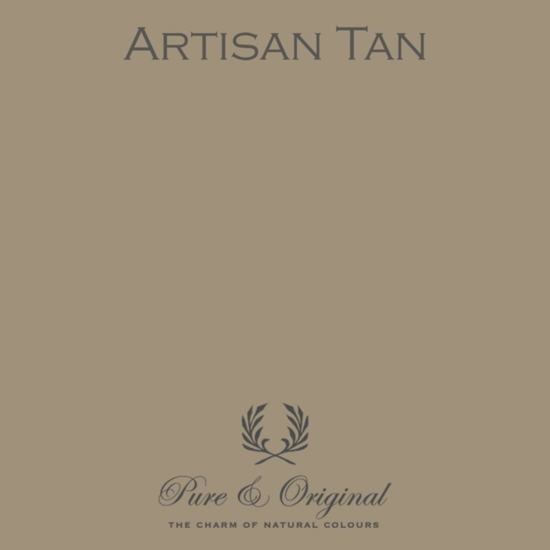 Artisan Tan - Pure & Original  Kalkverf Fresco