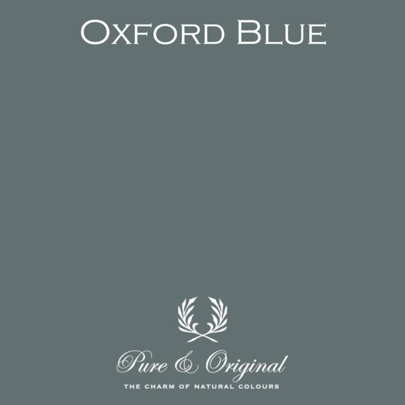Ofxord Blue - Pure & Original  Kalkverf Fresco