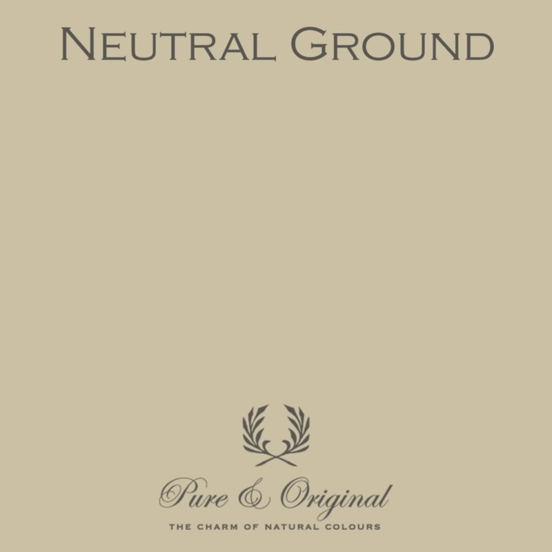 Neutral Ground - Pure & Original  Traditional Paint