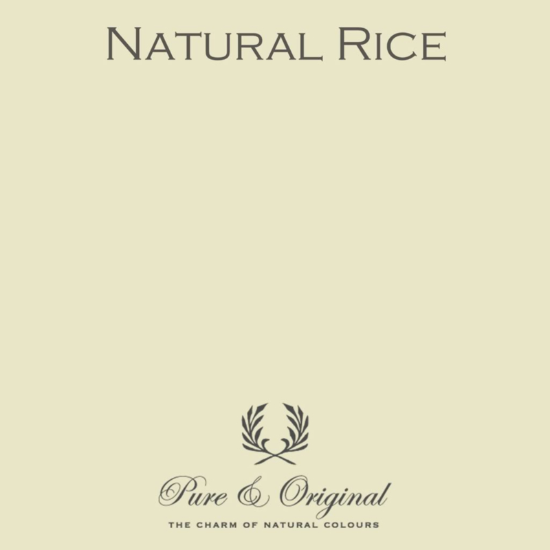 Natural Rice - Pure & Original Licetto