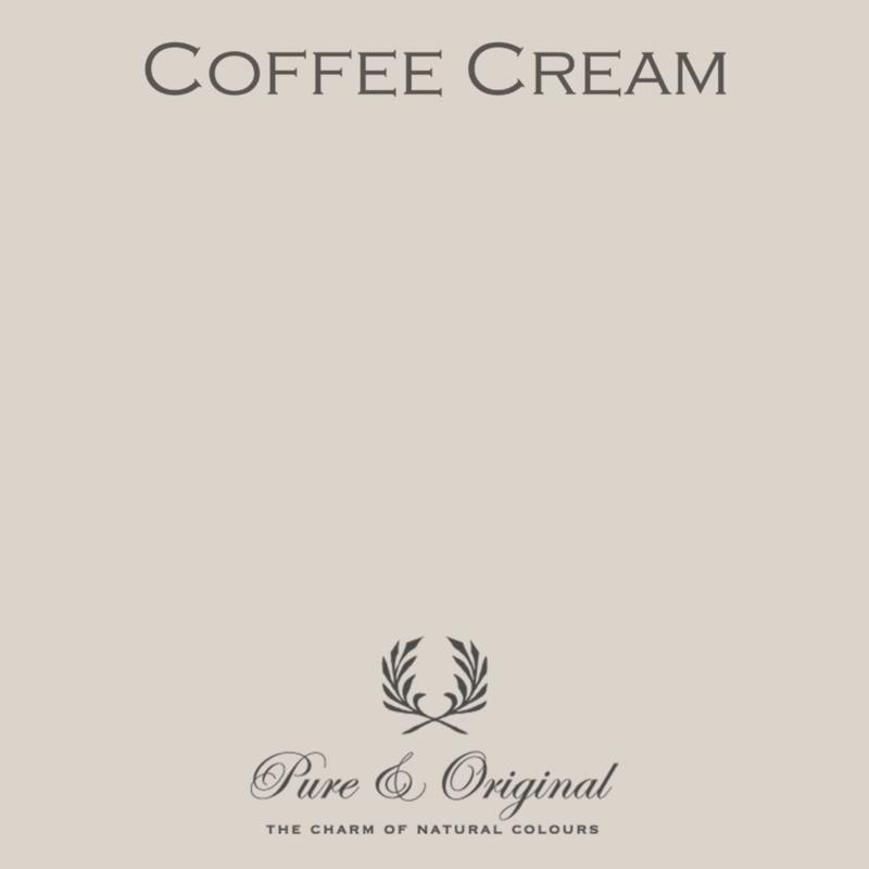 Coffee Cream - Pure & Original  Kalkverf Fresco