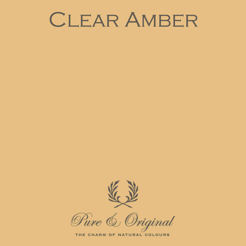 Clear Amber - Pure & Original Licetto