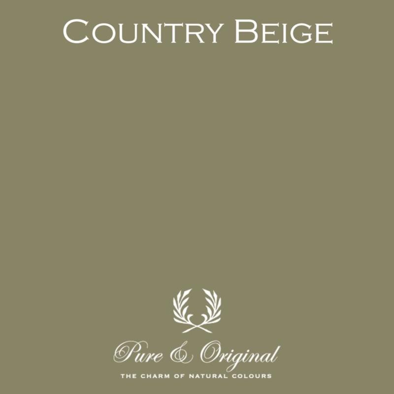 Country Beige - Pure & Original  Kalkverf Fresco