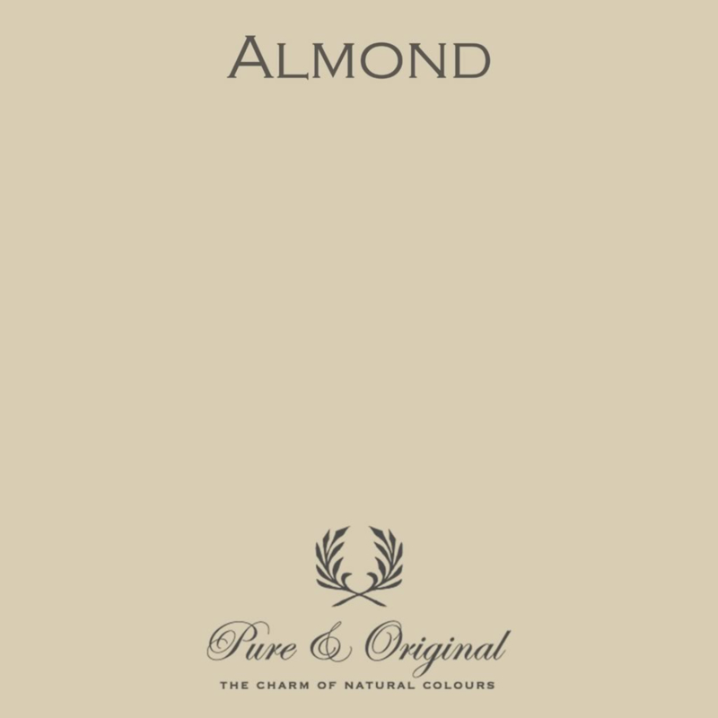 Almond- Pure & Original  Traditional Paint