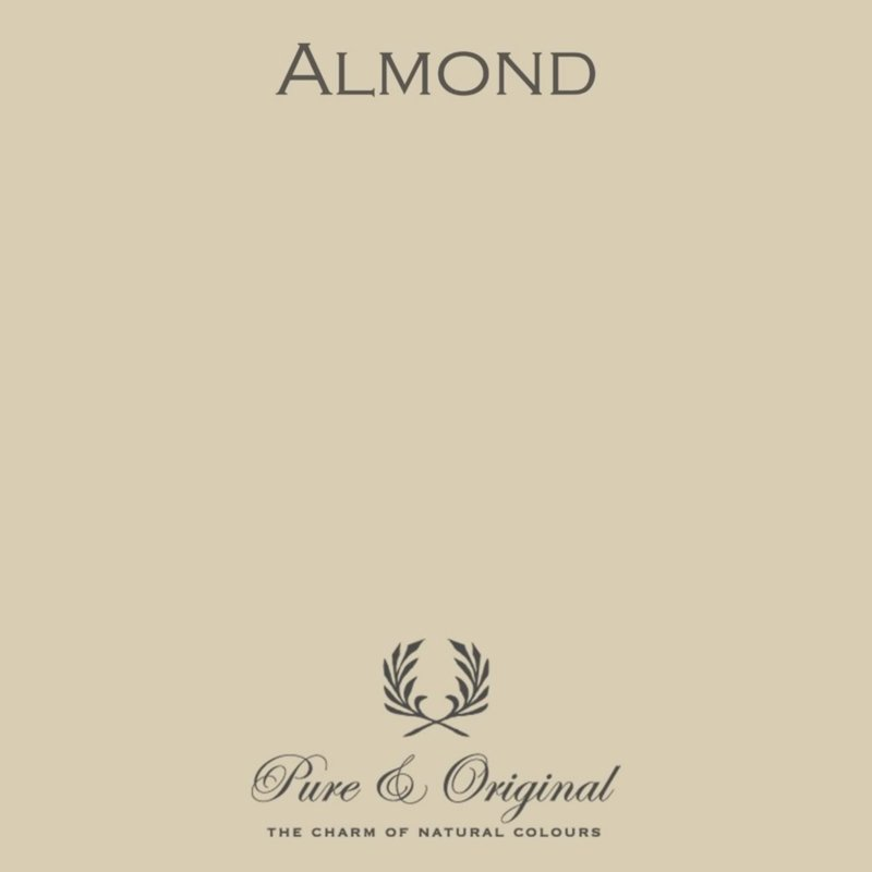 Almond - Pure & Original Licetto