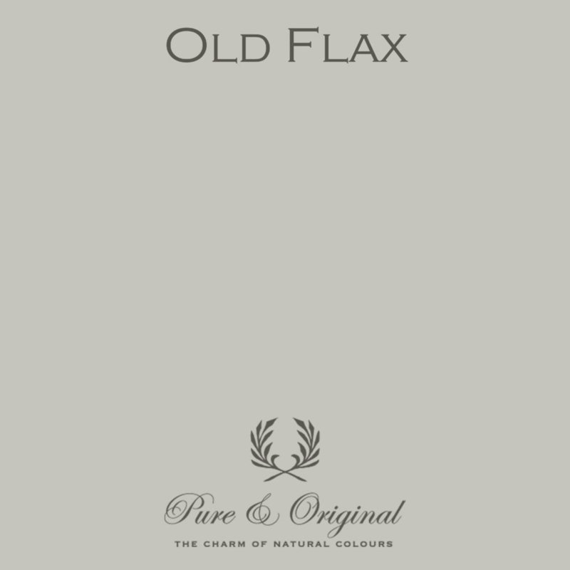 Old Flax - Pure & Original  Kalkverf Fresco