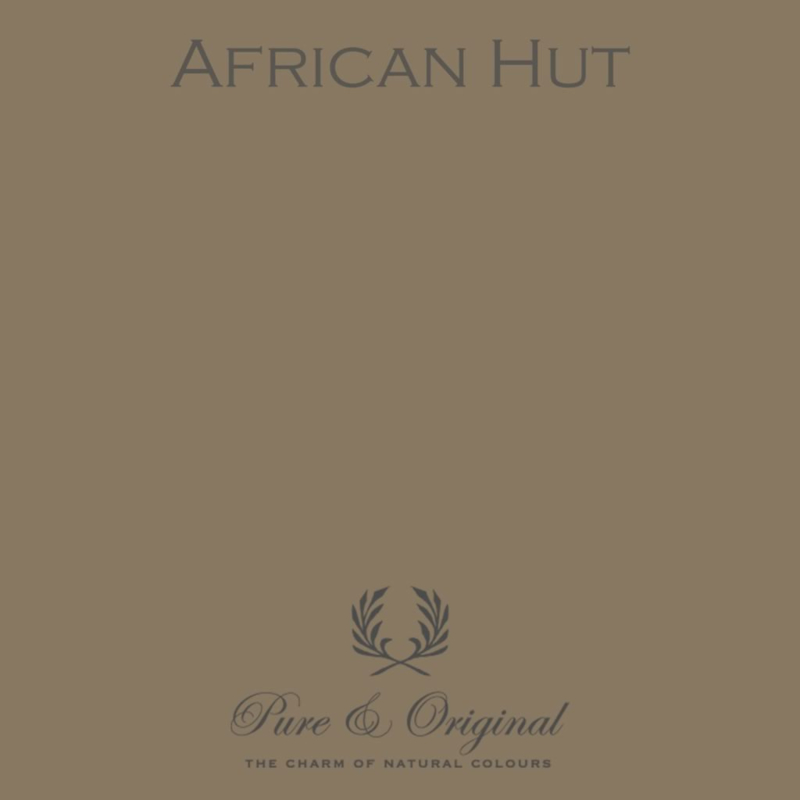 African Hut - Pure & Original Licetto