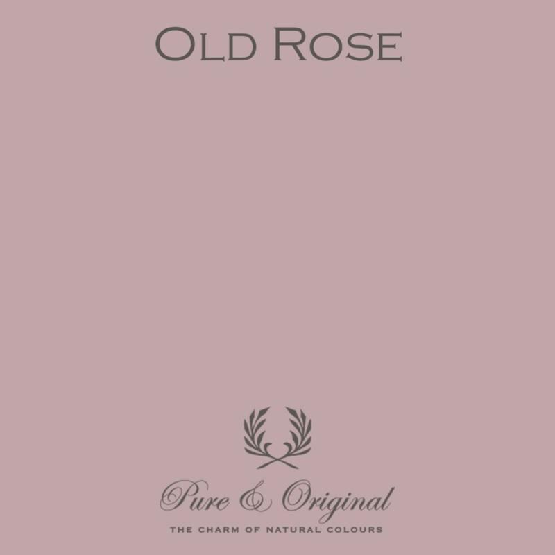 Old Rose - Pure & Original  Kalkverf Fresco