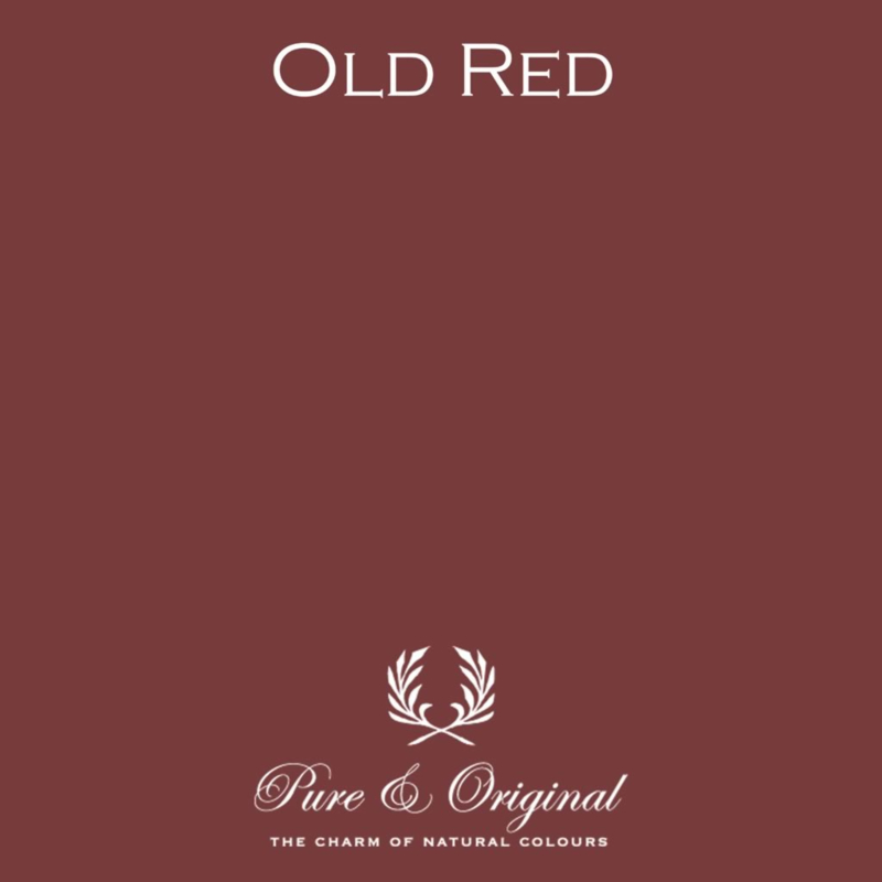 Old Red - Pure & Original  Traditional Paint