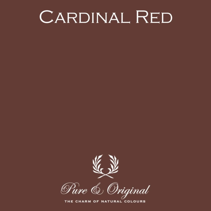 Cardinal Red - Pure & Original Licetto